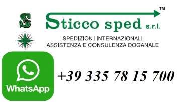 Sticco sped ora su WhatsApp!